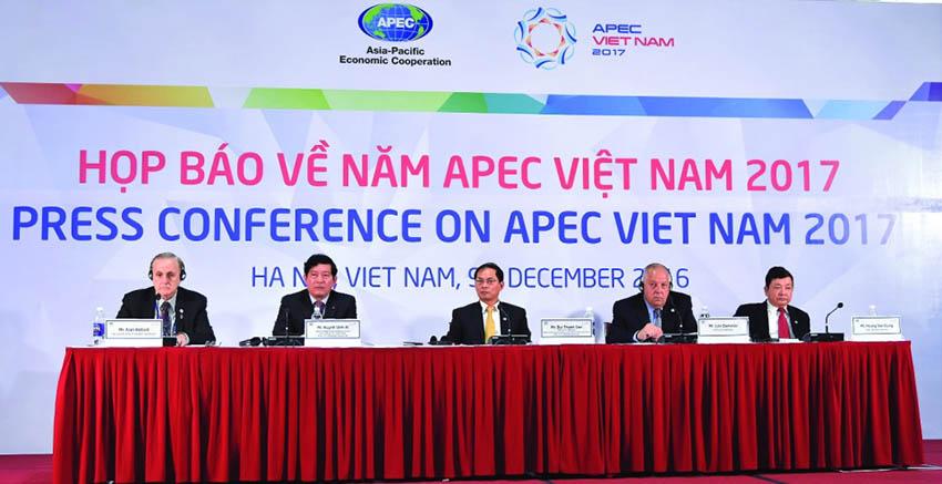 Mục tiêu diễn đàn APEC