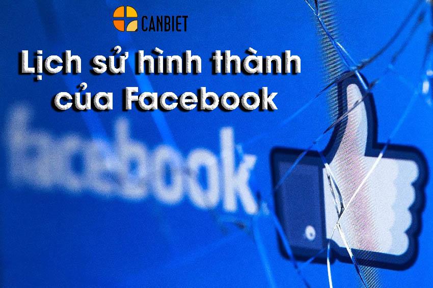 Lịch sử hình thành của Facebook